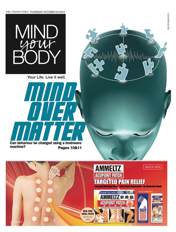 Straits Times Mind Your Body (24 October 2013)